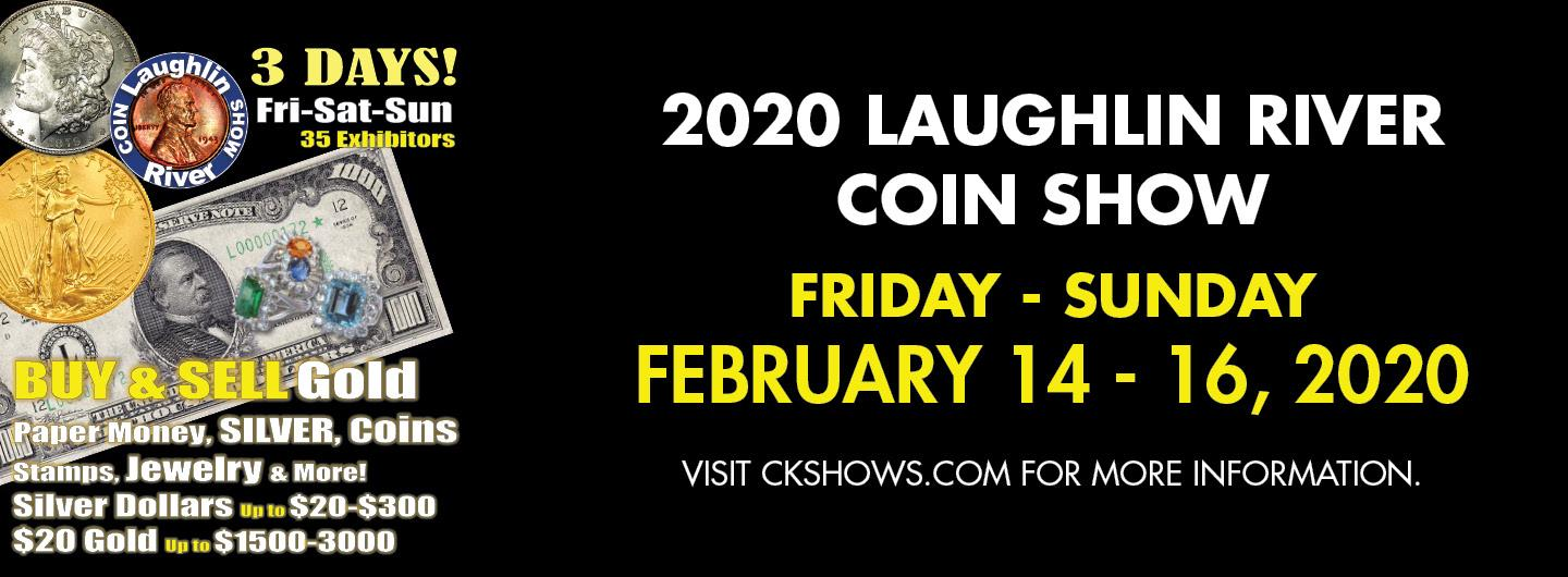 Laughlin River Coin Show