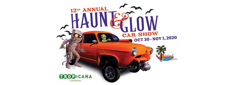 Haunt & Glow Car Show 2020
