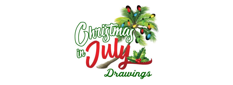 Christmas in July Drawings