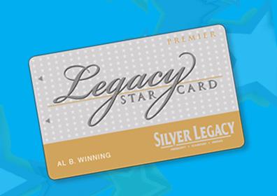 Premier Star Rewards Card