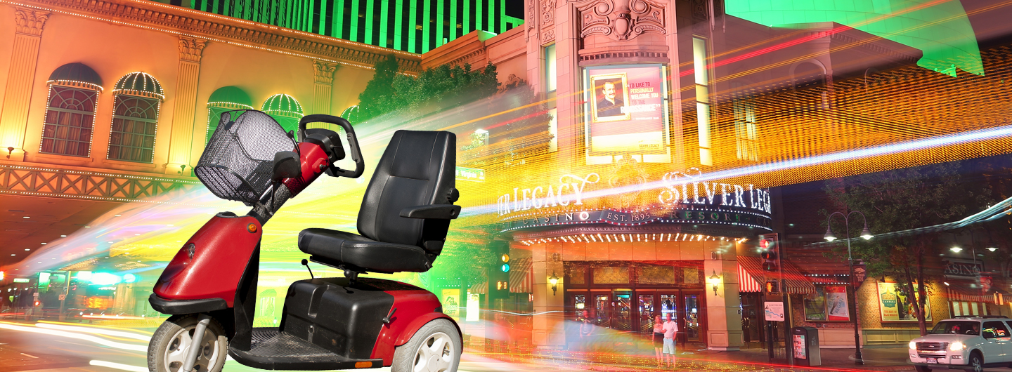 Mobility Scooters For Rent Amenities Silver Legacy Reno