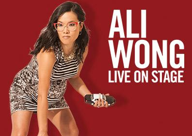Ali Wong in Baby Cobra Stance