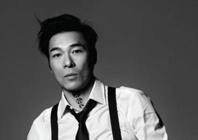 Andy Hui posing