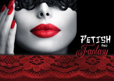 Fetish and Fantasy logo