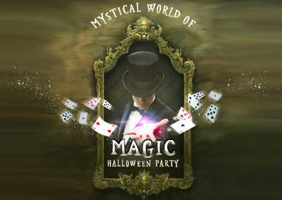 Mystical World of Magic Halloween Party