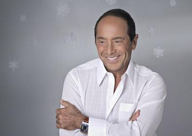 Paul Anka smiling