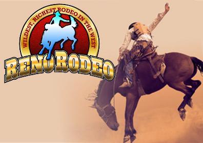 Reno Rodeo June 15th-24th