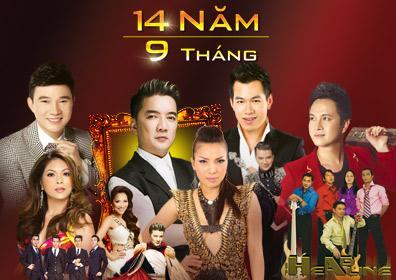 Vietnamese Singers Live in Concert