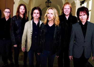 Styx Band Members