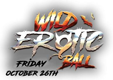 Wild Erotic Ball logo