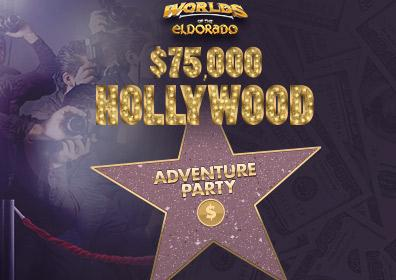 Worlds of the Eldorado Hollywood Logo