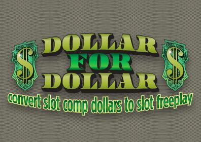 Dollar for Dollar Logo