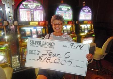 Jean G. wins $18,000