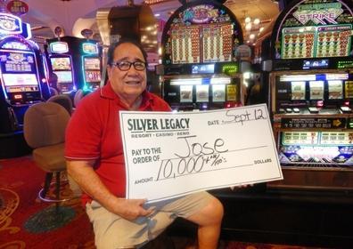 Jose G. wins $10,000