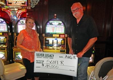 Scott R. wins $45,000