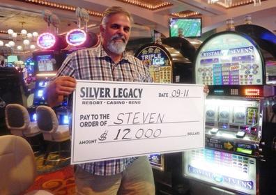 Steven M. wins $12,000