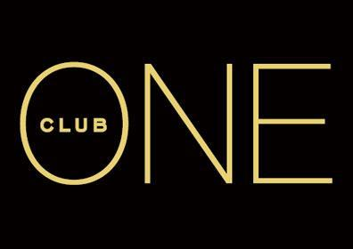 ONE Club logo on a black background