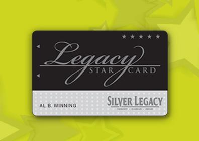 Highest Level Star Rewards Card