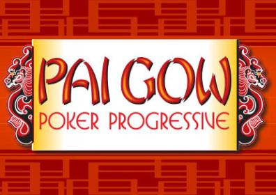 Pai Gow Poker Progressive Logo