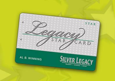 Star Level Star Rewards Card