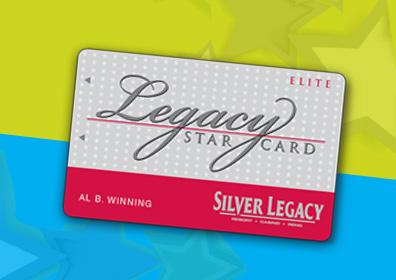 Elite Star Rewards Card