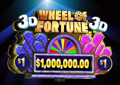 Wheel of Fortune 3D Logo