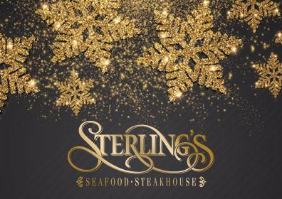 Sterling's Christmas Logo