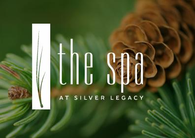 The Spa at Silver Legacy logo