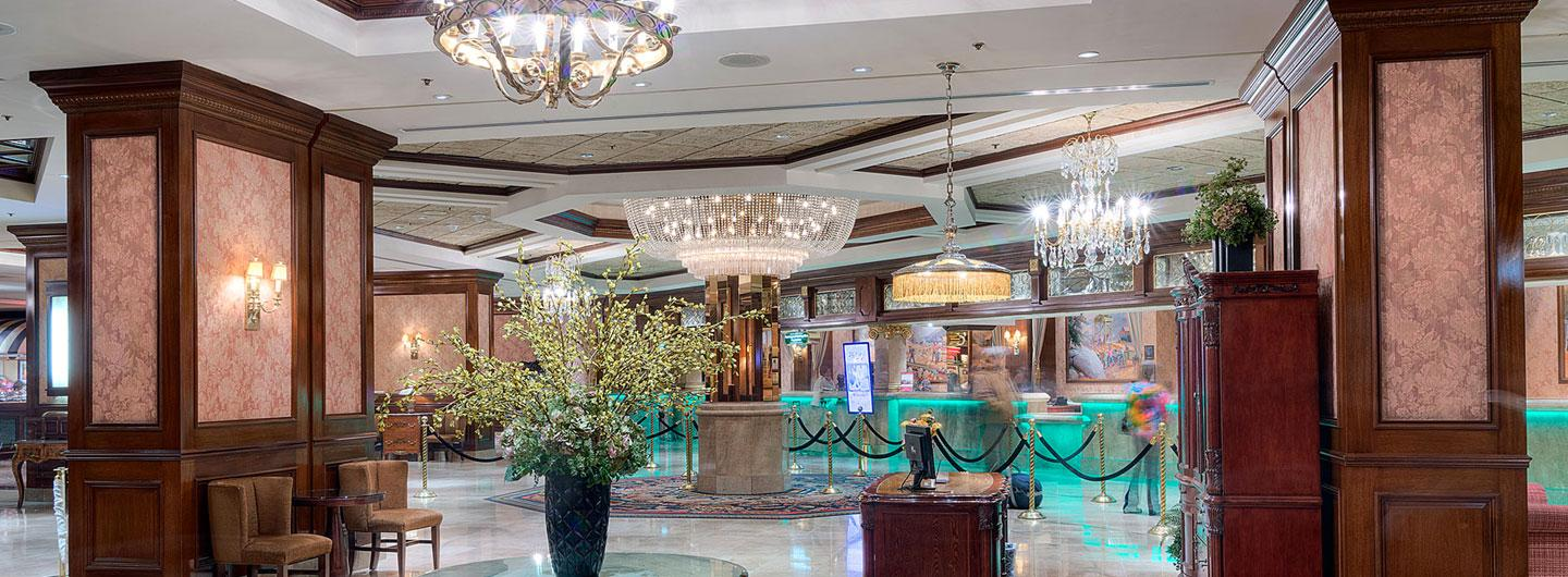 Contact Us | Silver Legacy Resort Casino