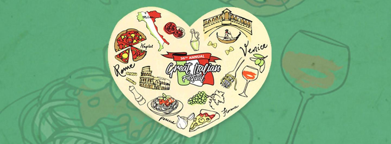 Great Italian Festival Logo