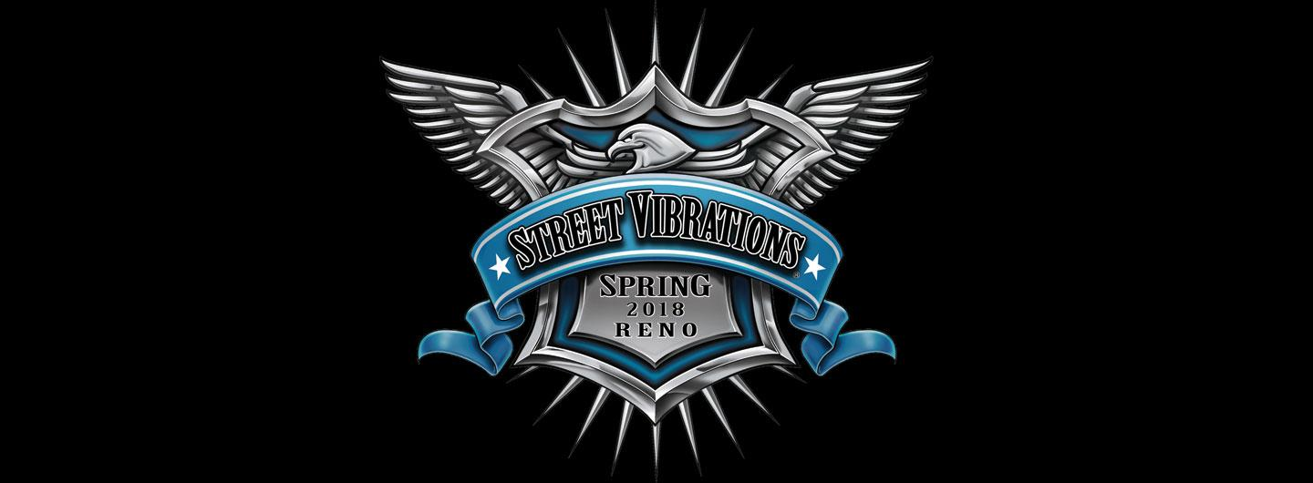 Street Vibrations Spring Rally logo