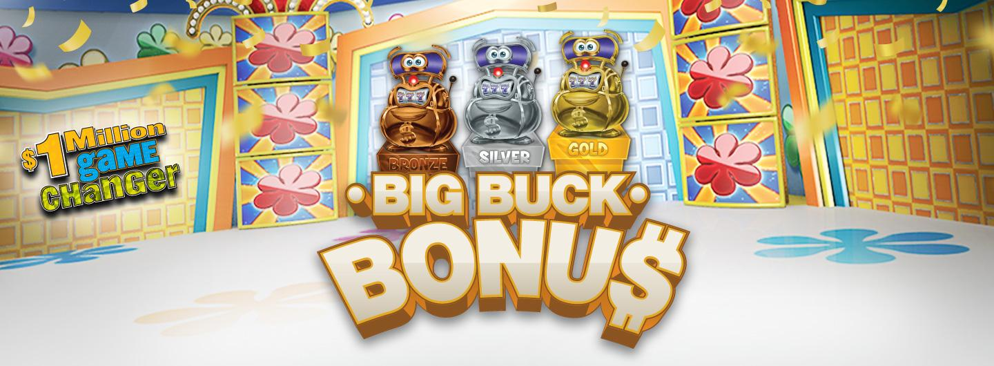 Big Bonus Advertisement