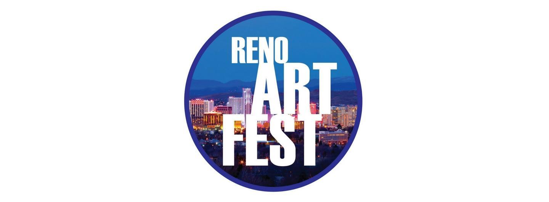 Reno Art Fest logo