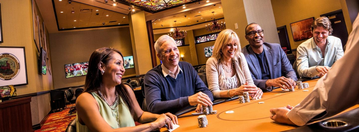 Silver Legacy New Poker Room