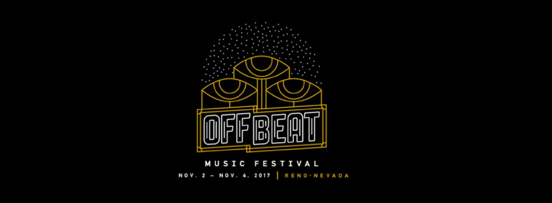 Off Beat Music Festival Logo