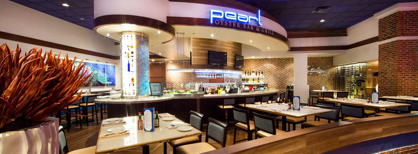 Reno Seafood Restaurants Pearl Oyster Bar Grill