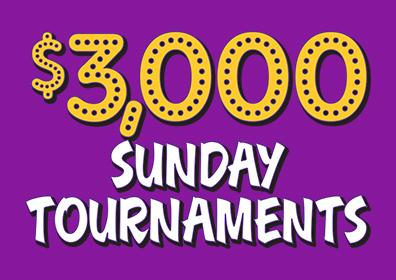 Sunday Slot Tournament