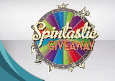 Spintastic Giveaway