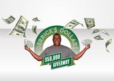 Derrick's Dollars