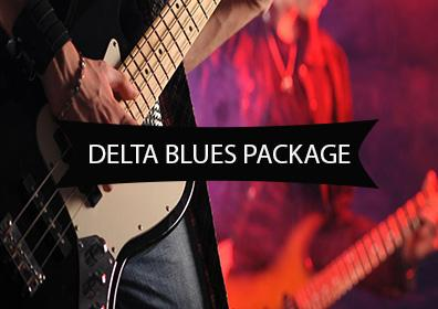 Delta Blues Package 2