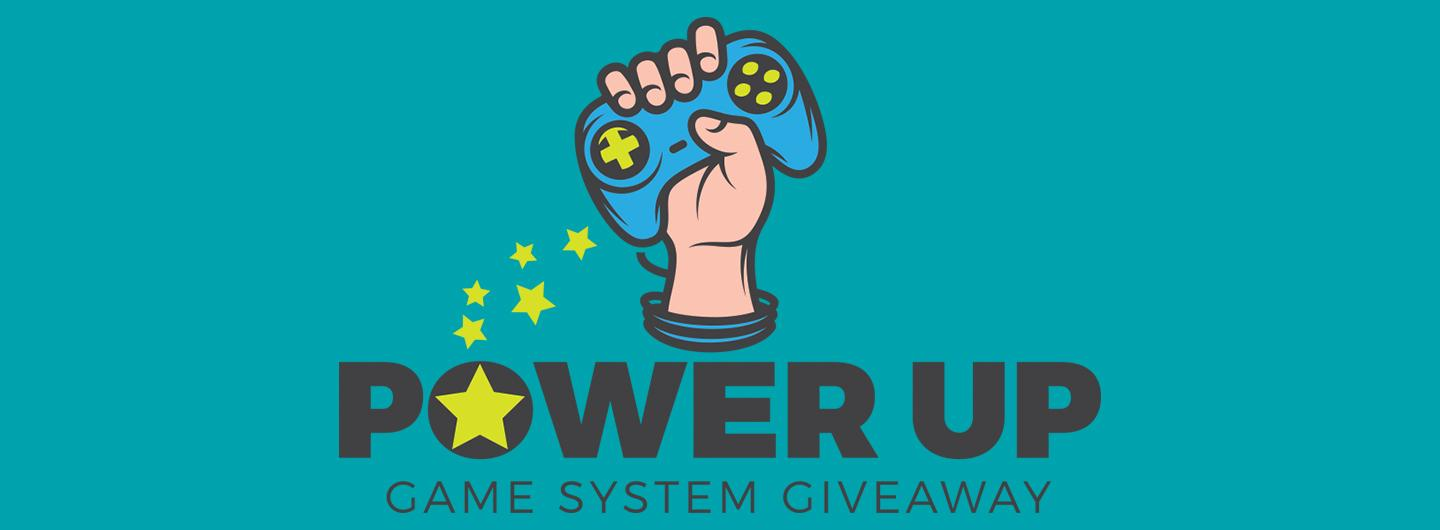 Power Up Game System Giveaway