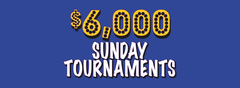 $6,000 Slot Tournament