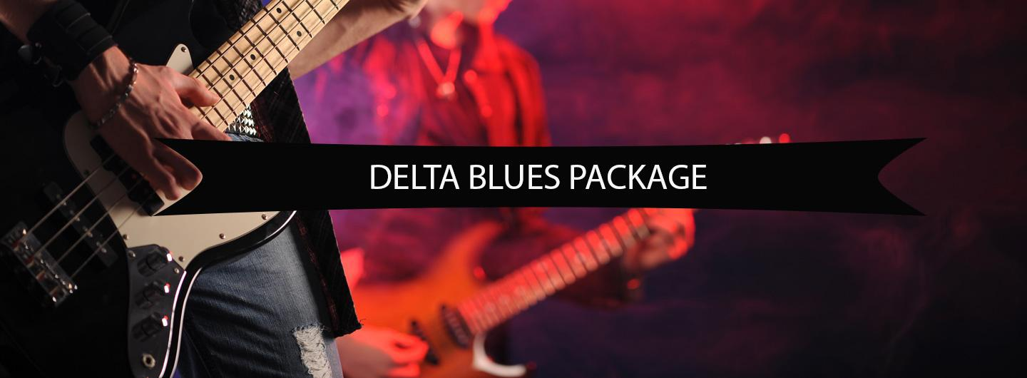 Delta Blues Package
