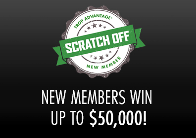 New Members Win up to $50,000