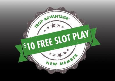 $10 New Member Free Play