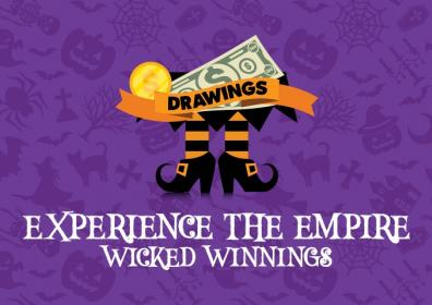 Experience the Empire Wicked Winnings