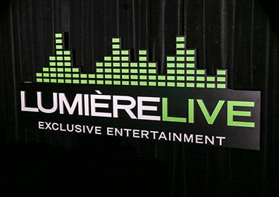 Lumiere Live logo