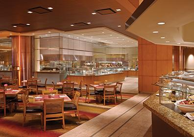 Picture of the Buffet at Lumière Place Casino and Hotel