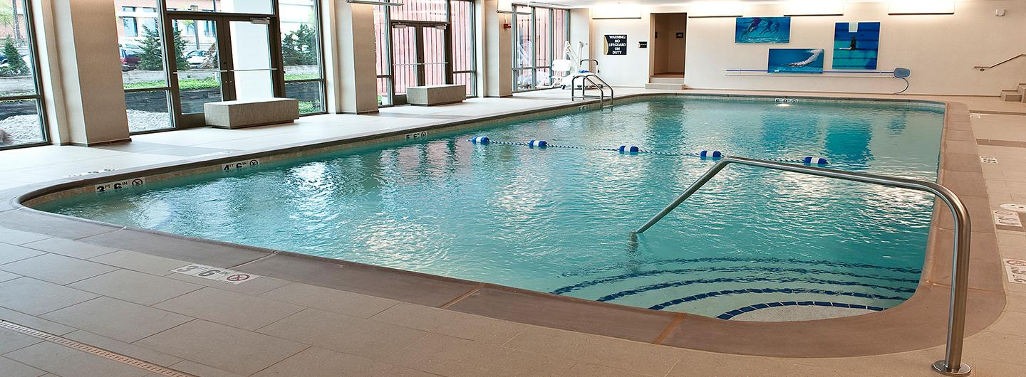 Picture of the Pool at Hotel Lumière