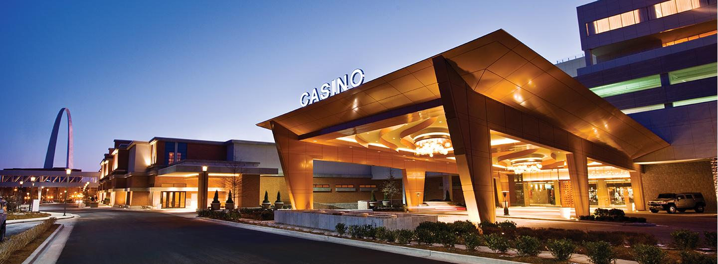 Exterior picture of Lumiere Place Casino